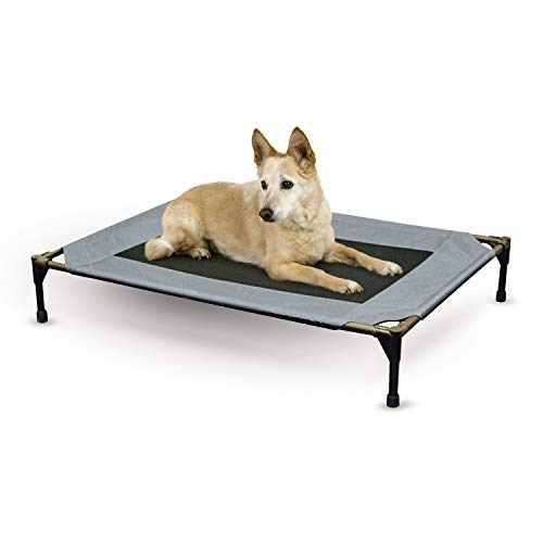 K&H Original Pet Cot Elevated Bed for Dogs/Cats, Large