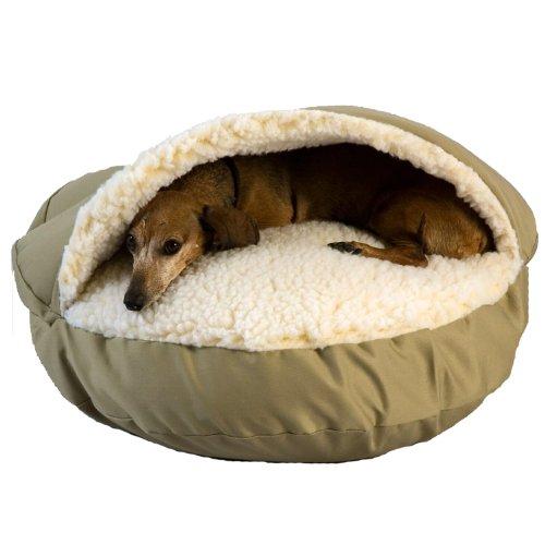 Snoozer Luxury Cozy Cave Dog Bed (XL, Marine)