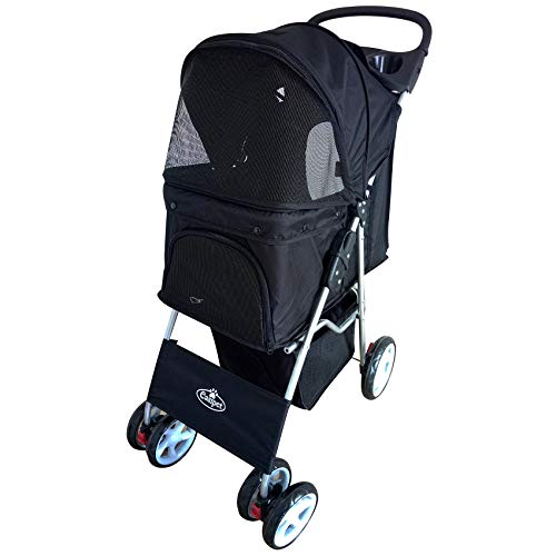 Easipet Pet Stroller Available in 5 (Red)