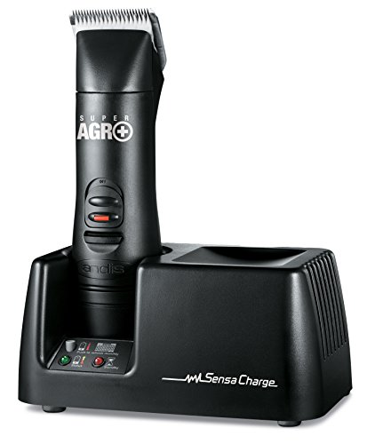 Andis AGR+ Cordless Clipper with Two batteries