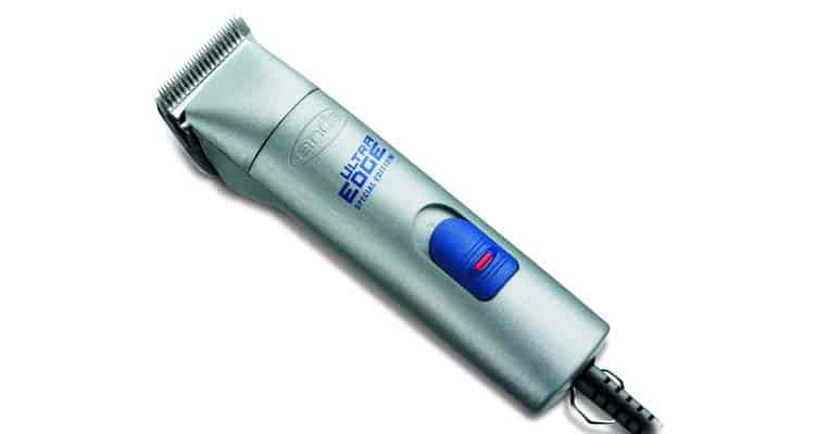 Silver set of Andis 2 speed clippers