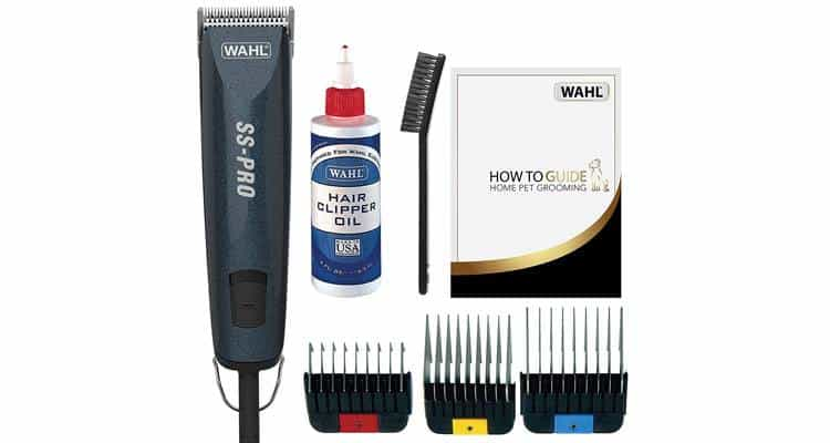 A picture of Wahl Pet Clipper SS PRO KIT