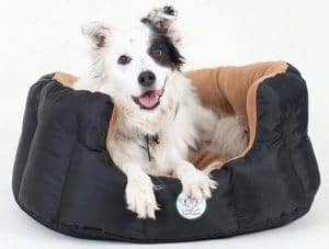Loving Care Pets Ultra Supreme heated dog Bed
